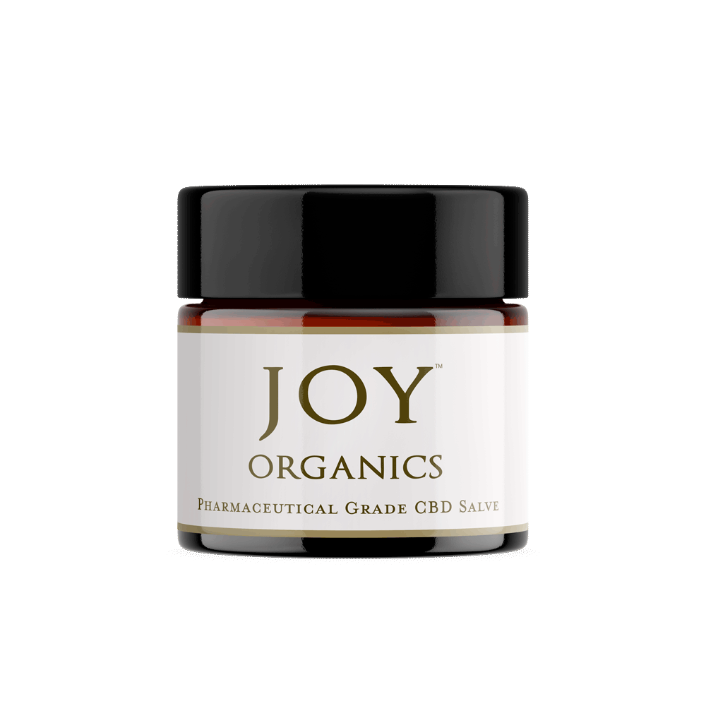 Joy Organics CBD Salve Review