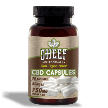 cheef botanicals capsules review