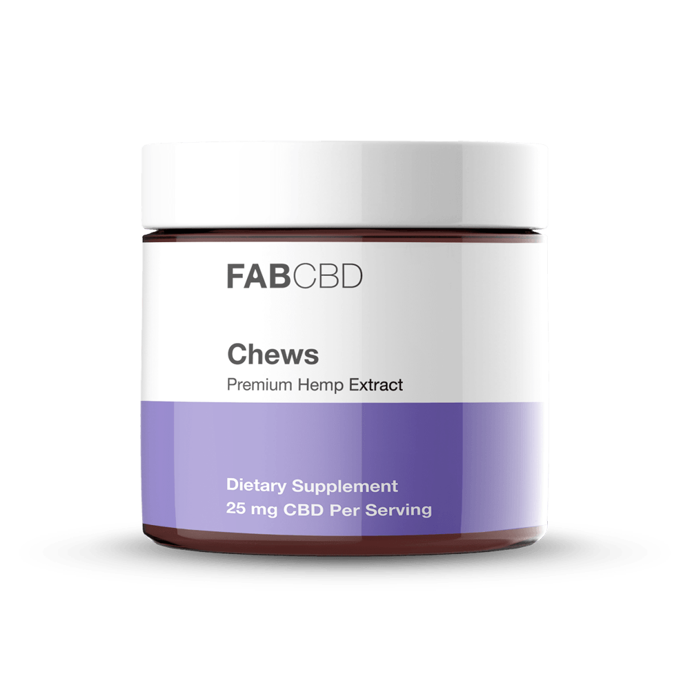 Fab CBD Chews review