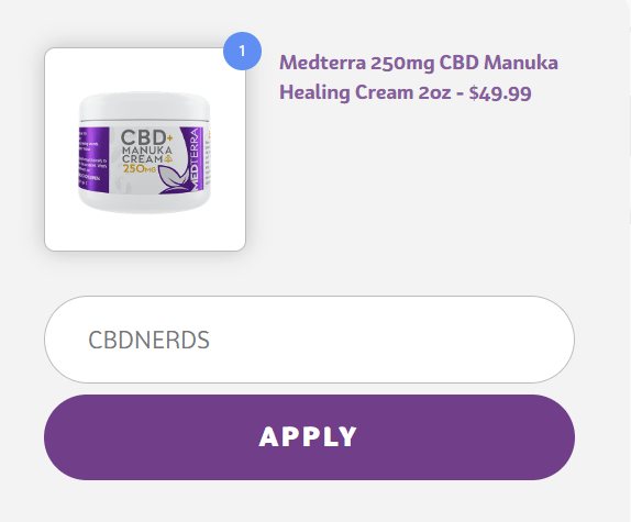 Medterra-Coupon-Code