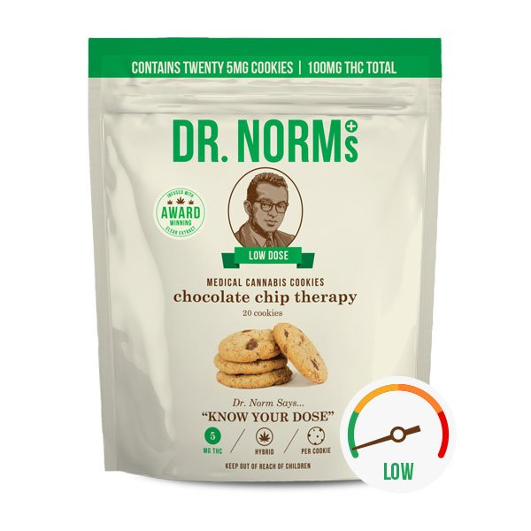dr norms cbd cookies
