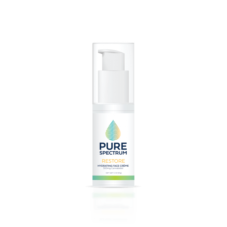 pure spectrum face cream