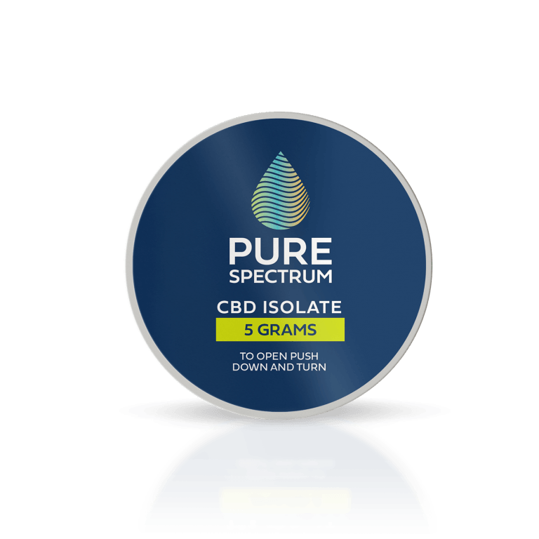 pure spectrum CBD isolate