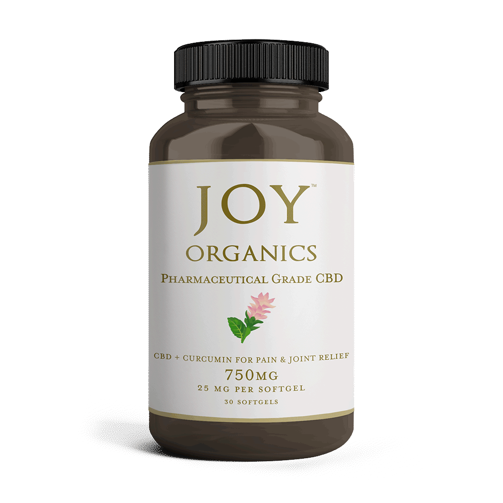 Joy Organics Soft Gels Review